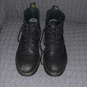 Classic Dr. Martens boots